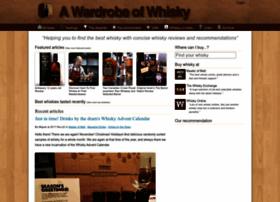 awardrobeofwhisky.com