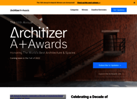 awards.architizer.com