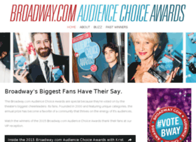 awards.broadway.com