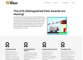 awards.iltanet.org