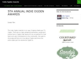 awards.indieogdenutah.com