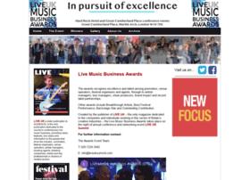 awards.livemusicawards.co.uk