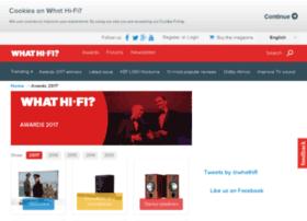 awards.whathifi.com