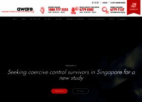 aware.org.sg