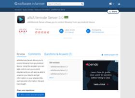 awaremote-server.software.informer.com