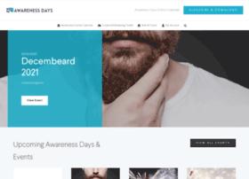 awarenessdays.co.uk