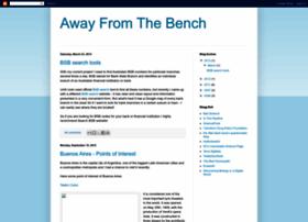 awayfromthebench.blogspot.com
