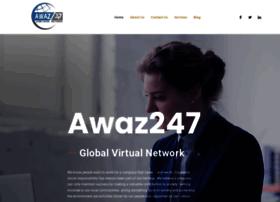 awaz247.com
