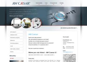 awcaesar.cz
