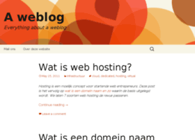 aweblog.net