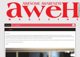 awehmagazine.co.za