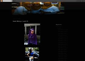 awekmelayulazat.blogspot.co.uk