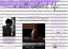 awellnurturedlife.blogspot.com