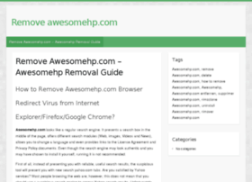 awesomehp.net