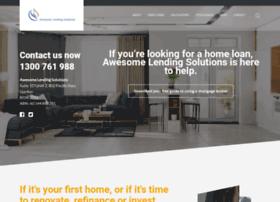 awesomelendingsolutions.com.au