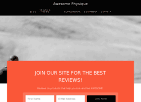 awesomephysique.net
