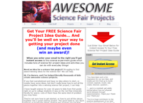 Awesomescienceprojects.com