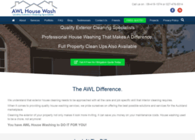 awlhousewash.co.nz
