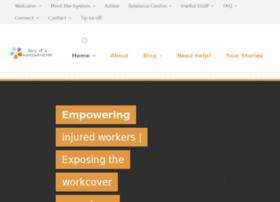 aworkcovervictimsdiary.com