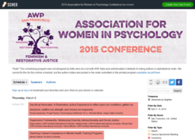 awpsfconference2015.sched.org