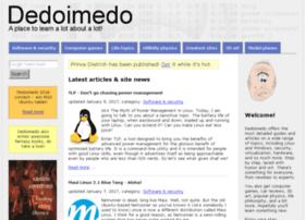 aww.dedoimedo.com