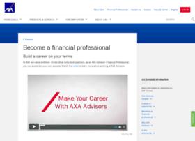 axa-advisors.com