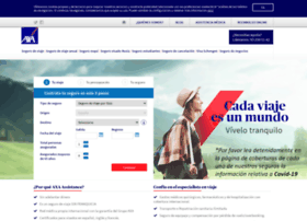 axa-assistance-segurodeviaje.es
