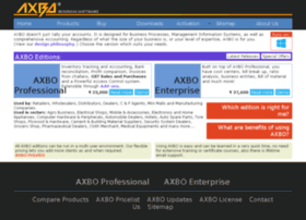 axbo.co.in