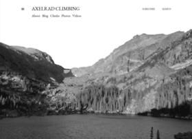 axeclimbing.blogspot.com