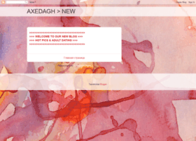 Axedagh.blogspot.com