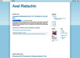 axelriet.blogspot.co.uk
