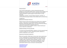 axen.com.pl