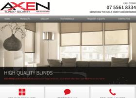 axenblindsandscreens.com.au