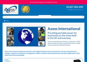 axessinternational.com