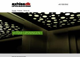 axhiss.dk