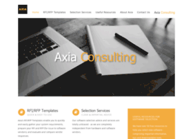 axia-consulting.co.uk