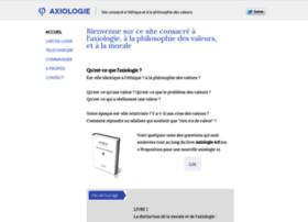 axiologie.org