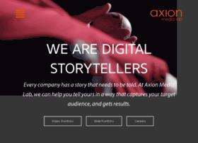 axionmedialab.com