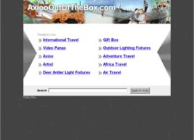 axioooutofthebox.com