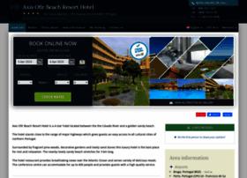 axis-ofir-beach-resort.h-rez.com