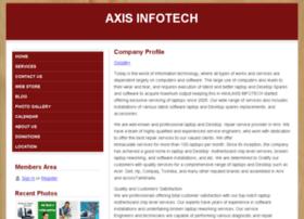 axisinfotech.webs.com