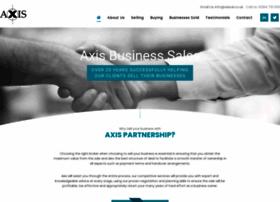 axispartnership.co.uk