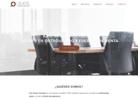 axistalentoejecutivo.com