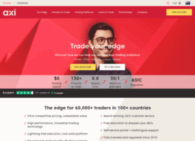 axitrader.com