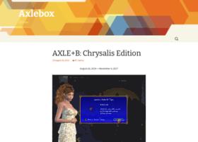 axlebox.com