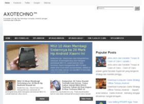 axotechno.blogspot.com