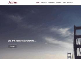 axtrion.com