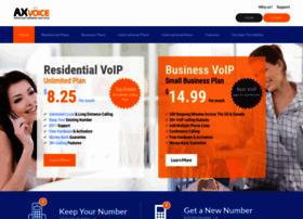 axvoice.com