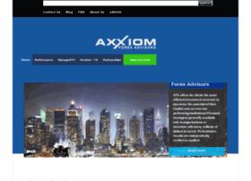 axxiomtrading.com
