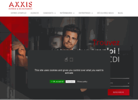 axxis-ressources.com